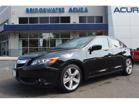 Certified Pre-owned 2014 Acura Ilx 2.4l W/premium 2.4l 4dr