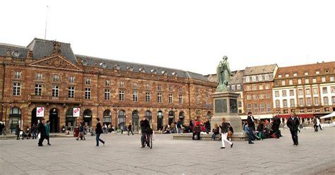 place kl 233 ber 224 strasbourg centre historique magasins et galeries commerciales