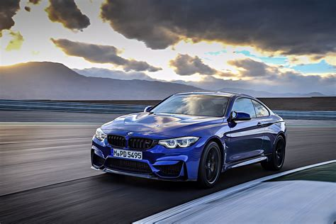 Bmw M4 Cs Revealed With 460 Hp And A Nurburgring Time Of 7