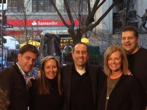 Greeny, Golic and wives with Jerry Seinfeld | Jerry ...