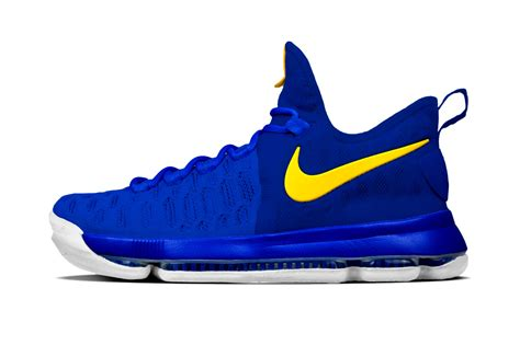 warriors colors nike kd 9 quot golden state warriors quot
