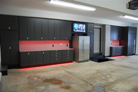 garage cabinets and storage systems