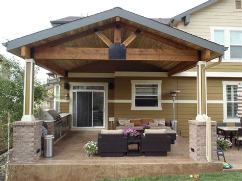 patio covers create the balance between being indoors and out outdoor living space with