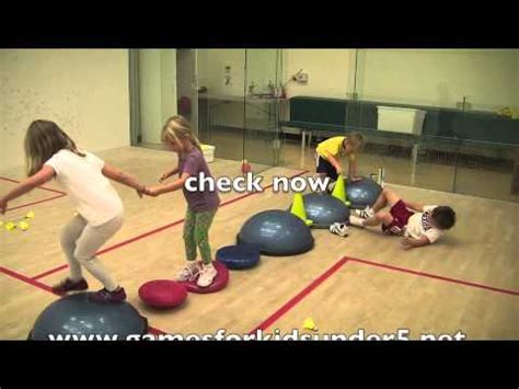 balancing games for preschoolers balance and coordination activities for bosu 133