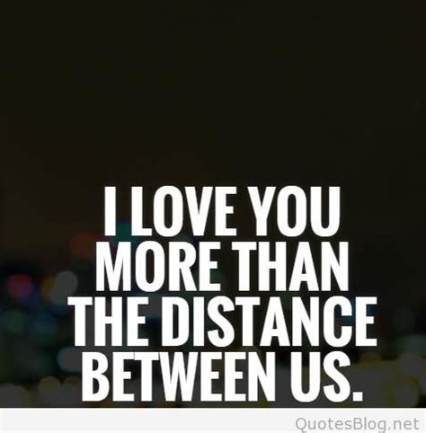 distance love quotes  sayings pictures