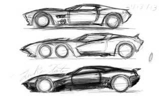 design automobile car sketches deysc designs pictures