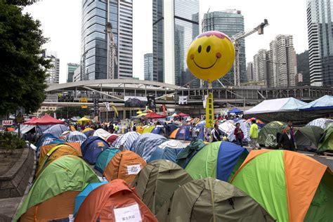 hong kong student leaders  democracy protest  beijing