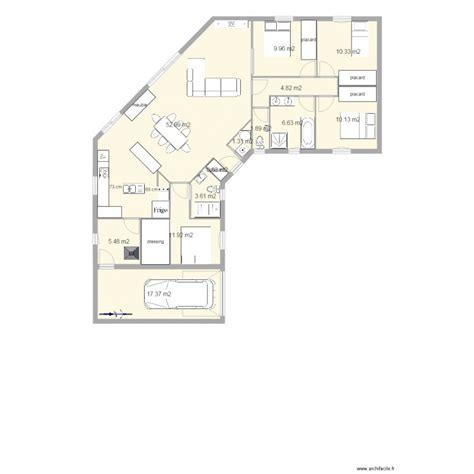 plan maison etage 4 chambres 1 bureau formidable plan maison etage 4 chambres 1 bureau 0 plan