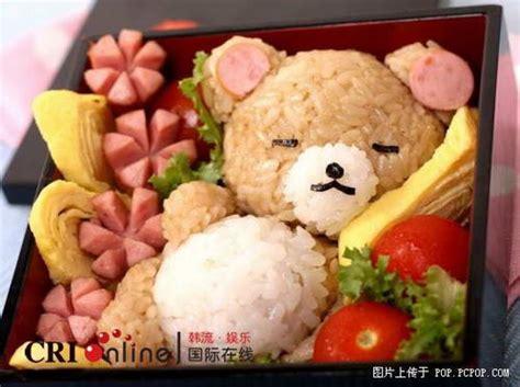 让人不忍心吃掉的可爱便当(组图)-搜狐动漫