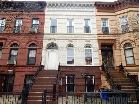 brownstone for sale nyc macdonough st brownstone for sale in bed stuy crg1080