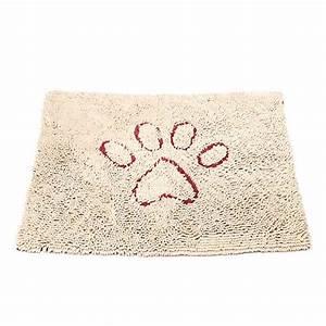 Tapis ultra absorbant doormat tapis pour chien dog for Tapis absorbant pour chien