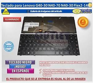 Teclado Lenovo G40