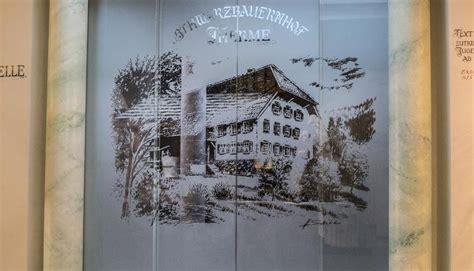 Fenster Sichtschutz Ohne Lichtverlust by Sandstrahlen Glas Kienzler Holzwaren Gmbh In