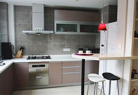 cuisine moderne grise et blanc