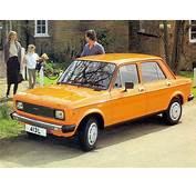 Now This Was A Car Yugo 413 L  Serbia Yugoslavia My
