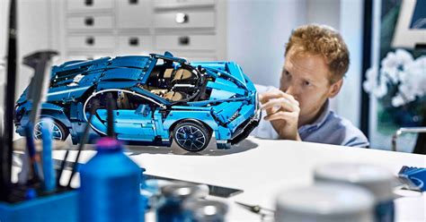 This set is a led lighting kit only. This outrageous Lego BUGATTI replica has 3,600 pieces and will probably take you days to build ...