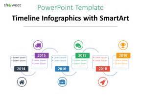 ppt designs infographie frises chronologiques pour powerpoint