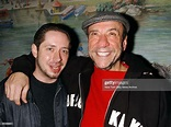 F. Murray Abraham and son Mick are on hand at the 2001 ...