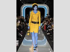 MOSCHINO FALL WINTER 2018 WOMEN'S COLLECTION The Skinny Beep
