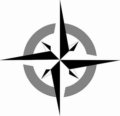 Compass Rose Clip Svg Clipart North Star