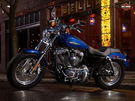 Harley Davidsons by 2015 2017 Harley Davidson Sportster 1200 Custom Review