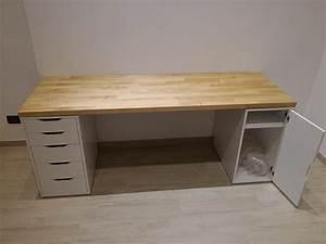 Forum Arredamento It •scrivania Con Piano Di Lavoro Per Cucina Ikea