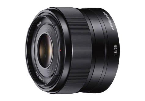 sony nex e 35mm f 1 8 oss lens sle photos ephotozine