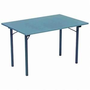 Pied De Table Pliant : table avec 4 pieds pliants table de restauration table r union ~ Teatrodelosmanantiales.com Idées de Décoration