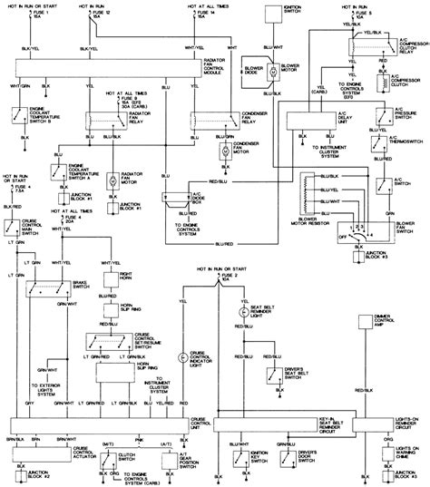 Honda Civic Electrical Wiring Diagram Schematics
