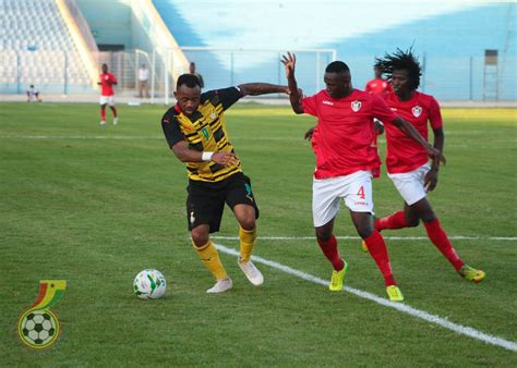 AFCON 2021Q: What went wrong for Ghana against Sudan ...