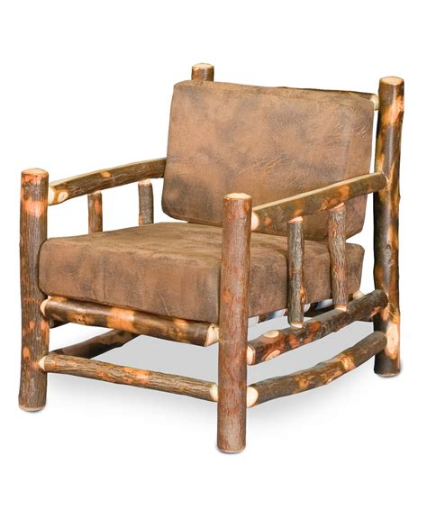 hickory lodge chair amish direct furniture