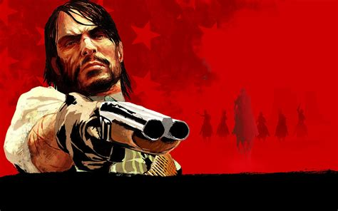 Download Red Dead Wallpaper 1920x1200  Wallpoper #299924