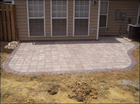 Patio Pavers Ideas For Cheap by Hton Roads Custom Patio Builders Paver Firepits