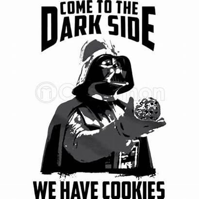 Cookies Dark Side Come Apron Customon Giveaway