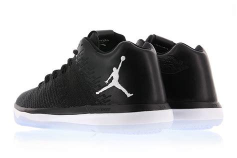 Air Jordan Xxx1 Low Black White Release Date Sneaker Bar