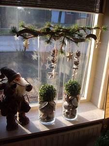 Die Schönsten Bastelideen : mit hohen glasvasen machen sie die sch nsten winterdeko tischaufs tze f r ihr zuhause glasvase ~ Markanthonyermac.com Haus und Dekorationen