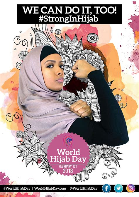 world hijab day  awareness greater understanding