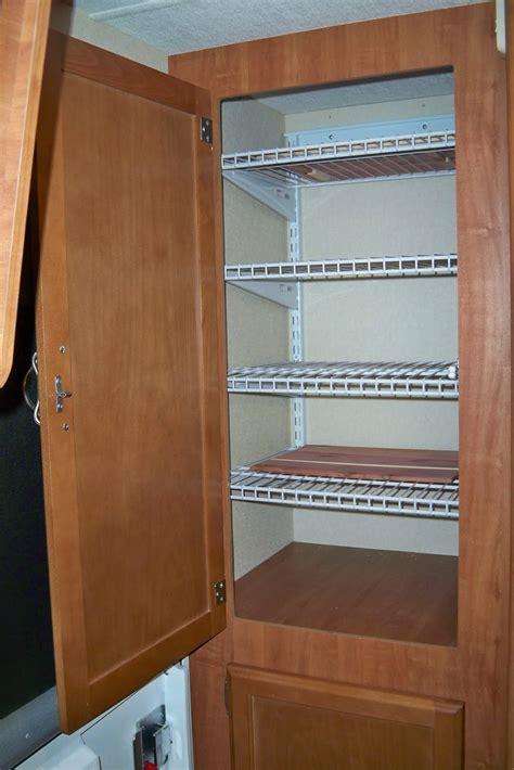 Upper Left Closet Organizing Shelf System