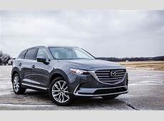 Mazda CX9 Review & Ratings Design, Features, Performance