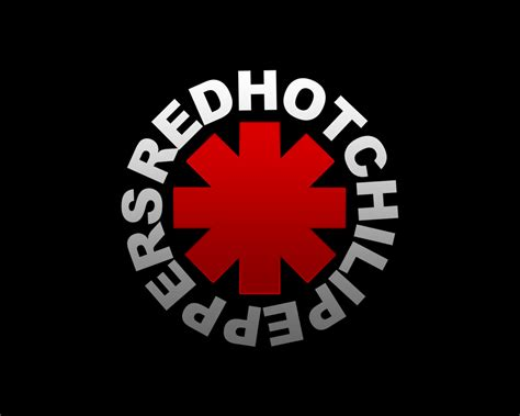 Red Hot Chili Peppers Logo Wallpaper 1280x1024 27813