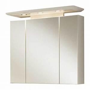 Miroir Salle De Bain Rangement : meuble rangement salle de bain leroy merlin 16 armoire toilette miroir achatvente armoire ~ Teatrodelosmanantiales.com Idées de Décoration