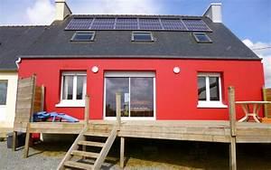 Isolation Par Exterieur : isolation thermique d 39 une maison individuelle uniso ~ Melissatoandfro.com Idées de Décoration