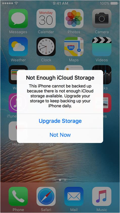 iphone says not enough storage if icloud backup couldn t be completed or you can t