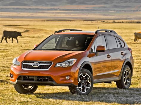 subaru xv crosstrek review
