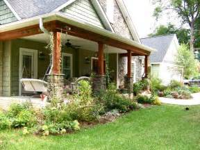 Idea Front Porch Design Idea Greenland Beautiful The Steps Enclosed Front Porch