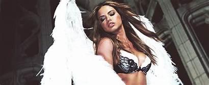 Adriana Lima Secret Victoria Angel Gifs Wings
