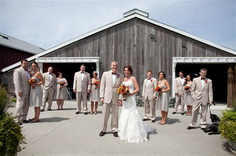 rustic barn wedding in washington state rustic wedding chic