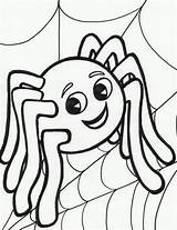 Coloring Bug Printable Sheet Halloween Preschoolers sketch template