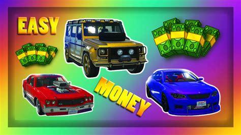 Gta 5 Online  Easy Money By Selling Custom Cars! (3