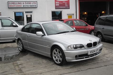 bmw 318 coupe pictures 2000 bmw 318 ci coupe d melling sons